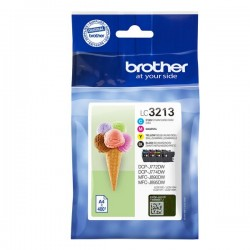 BROTHER MULTIPACK DE 4 TI