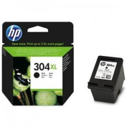 HP 304XL PRETO CARTUCHO D