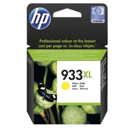 HP 933XL AMARILLO CARTUCHO DE TINTA ORIGINAL CN056AE